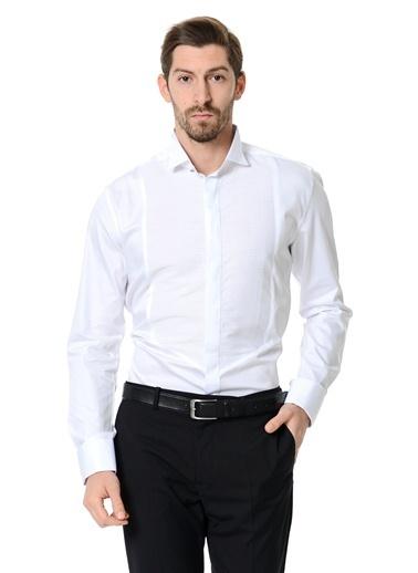 Altınyıldız Classics Smokin Gömlek Beyaz